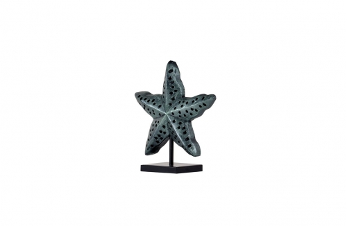Deniz Yıldızı Biblo Gümüş